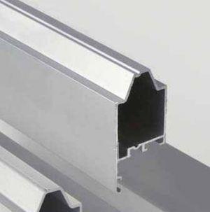 Горни алуминиеви профили за остъклени панел 40мм., L=1м. (ПО ВАШ ИЗБОР)