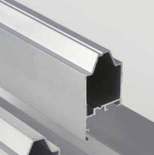 Горни алуминиеви профили за остъклени панел 40мм., L=7200мм.